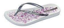 Sandali e scarpe bianchi marca Ipanema per il mare da donna gomma