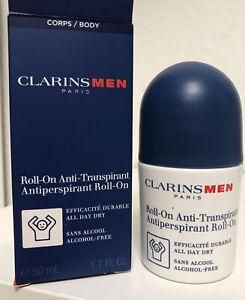 CLARINS Men Herren Deodorant Antiperspirant Roll On 50 ml