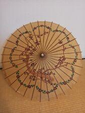 Antiker Asiatischer Schirm