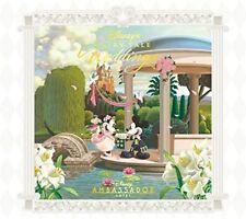 [CD] Disney Fairytail Matrimonio Disney Ambassador Hotel Nuovo Da Giappone