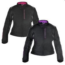 Oxford Girona Ladies Motorcycle Jacket Waterproof Textile Sport Touring REDUCED