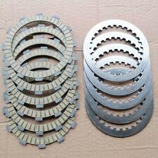 Clutch Friction Plates Discs Kit for Yamaha Stryker V Star XVS1300 XVS13 07-17