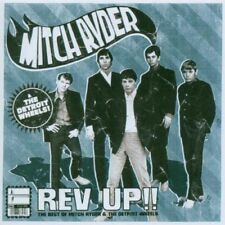Mitch Ryder - Rev Up!! The Best Of Mitch Ryder & The Detroit Wheels (CD)