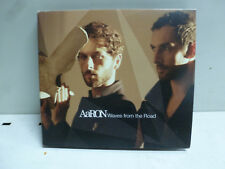 CD WAVES FROM THE ROAD - AaRON - Album live acoustique