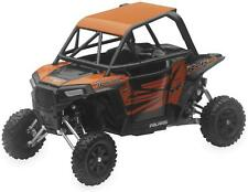 Polaris RZR XP1000 Side by Side Orange Off Road Vehicle Toy Model 1:18 57823