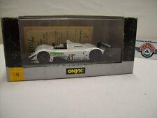 BMW v12 LMR #43 Las Vegas-ALMS 1999, bianco, Onyx 1:43, OVP