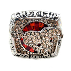Ring Of Calgary Stampeders 102nd Grey Cup Championship Football 2014 Rings