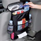 Car Back Seat Organizer Holder Multi-Pocket Travel Storage Bag Hanger Universals