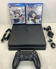 Ps4 Bundle Sony PS4 Console tested CUH 2215A 500 GB 2 Games