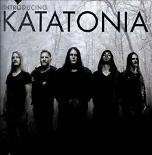 Introducing... by Katatonia (CD, Apr-2013, 2 Discs, Recall)