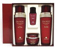 Korea cosmetic Charmzone Deage CRD 4pcs Set Skin Emulsion Control cream moisture