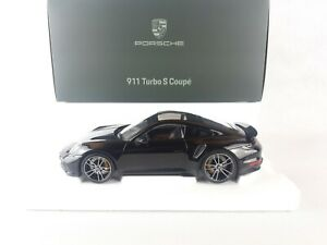 Porsche 911 (992) Turbo S Coupe • 2020 • NEU • Minichamps WAP02117A0L002 • 1:18