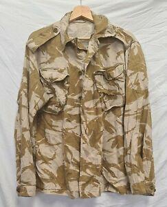 British Army Lightweight Jacket DPM Desert Pattern Size 190/96