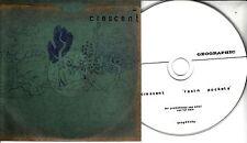 CRESCENT Resin Pockets 2017 UK 9-trk promo CD