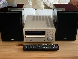 Denon CD Receiver RCD-M39 & Acoustic Energy 100w Speakers