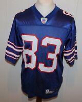 REEBOK Herren Trikot Jersey Gr.S NFL BUFFALO BILLS #83 EVANS OnField