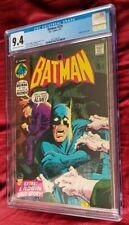 BATMAN 229 CGC 9.4 - Awesome!! Neal Adams - Rare - Buy ME !!!