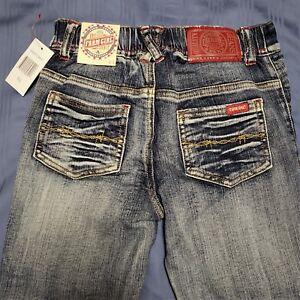 [New w/ Tags] 2006 Farm Girl Authentic Brand Size 5G Denim Jeans