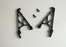 Alloy Rear shock tower set Black for 1/5 HPI BAJA Rovan King Motor 5B 5T