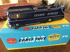 Vintage Corgi Toys / Restored Mib / Ecurie Ecosse Gift Set No. 36 M