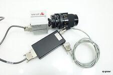 ADIMEC MX12P OP639 ISS:1.1 PSU120 Used optical with Nikon AF NIKKOR 105mm 1:2.8