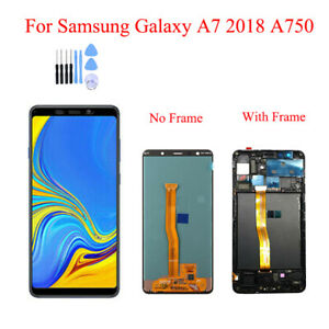 For Samsung Galaxy A70 2019 A750F A750FN LCD Display Touch Screen Digitizer Full