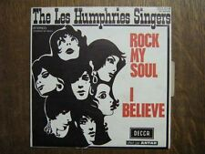 THE LES HUMPHRIES SINGERS 45 TOURS FRANCE I BELIEVE