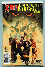X-Men Children of the Atom .......Book 1 Signed DF COA CGC worthy