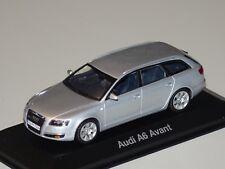 Audi A6 Avant 2004 silber 1:43  Minichamps/Audi 5010406213 neu & OVP