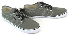 Vision Street Wear Optic 13 Pewter Skateboard Shoes Trainers UK-12