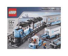 LEGO 10219 Maersk Zug NEU ungeöffnet Rarität alle Siegel unbeschädigt