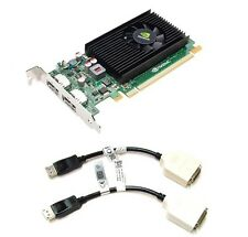 nVidia Quadro NVS 310 1Gb PCI-E Dualhead Dual Monitor Graphics Card DVI LOW SFF