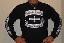 EUREKA STOCKADE FLAG LONG SLEEVE MENS T SHIRT HARLEYS BIKER M to 3XL FAR KEW NEW