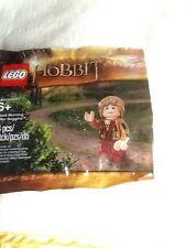 Lego Hobbit Bilbo Baggins Figure