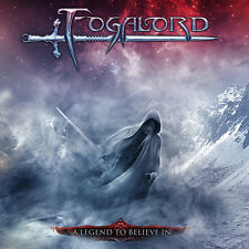 FOGALORD - A Legend To Believe In CD 2012 Symphonic Epic Power Metal