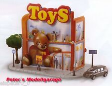 Spielzeugladen, Majorette Majocity Larga Diorama 1:64