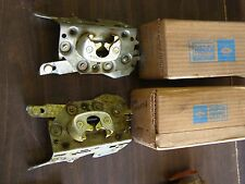 NOS OEM Ford 1965 1966 1967 Galaxie 500 4 Door Rear Latches + Station Wagon