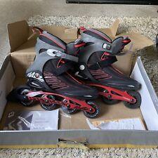 K2 Moto M ILQ7 Max Wheel 84mm Inline Skates Rollerblades Mens Size US 12