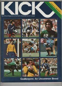 Kick Soccer Magazine Lancers Vs Washington July 29 1978 032621nonr