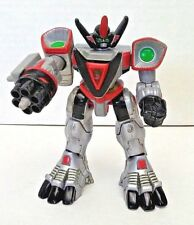 Missile Firing Quantasaurus Rex Megazord 5in figure POWER RANGERS Time Force PR