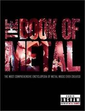 The Book of Metal : Most Comprehensive Encyclopedia Ever Created - Book (2002)