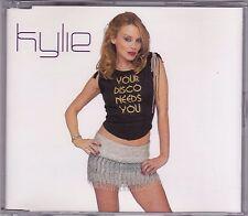 Kylie Minogue - Your Disco Needs You - CD (5 x Track Australian Version)