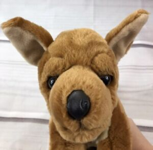 """Animal Alley Chihuahua 14"""" Dog Plush Toy Stuffed Animal Brown Toys """"R"""" Us"""