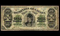 Canada 1 Dollar 1878   P-18