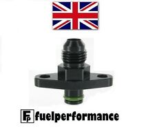 AN -6 (-6 JIC AN-06) Fuel Rail Adapter Mitsubishi Lancer Evo 4G63 and 3000GT