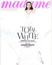 Madame FIGARO MariaCarla Boscono_Pierre Paulin BRAND NEW 2 Jan. 2015 ©TBC