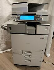 Ricoh Aficio Mp C5503 Color Copier Printer Scanner