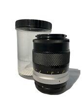 Nikkor-Q Auto 135mm f2.8 Telephoto Prime Lens - Nikon F-Mount -