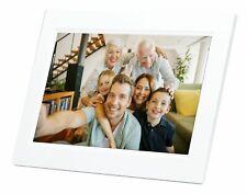 Denver PFF-1010WHITE 10,1 Zoll FRAMEO Digitaler WiFi-Bilderrahmen - Weiß