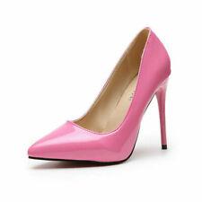 Damen High Heels Pumps Lack Schuhe Partyschuhe Stilettos Neu Designer Sexy Party
